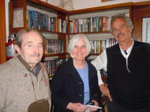 Robert Freson, Peg Bonarrigo, Steve Black